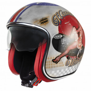 PREMIER HELMET PIN UP...