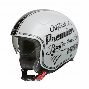 HELMET PREMIER ROCKER OR 8