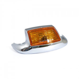 FRONT FENDERS WITH AMBER HD...