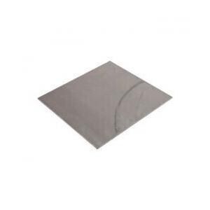 STEEL PLATE 40 X 20 CM 1MM