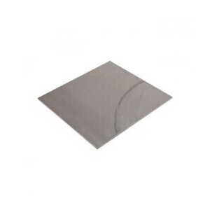 STEEL PLATE 50X30 CM 1MM