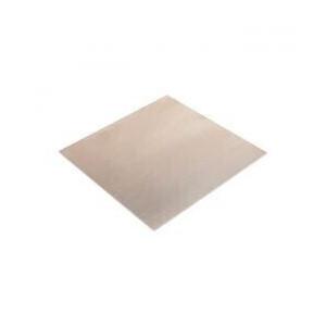 ALUMINUM PLATE 40X20 CM 1,5MM