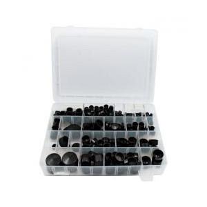 COMPLETE KIT BLACK PLUGS...