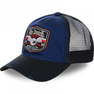 GORRA TRUCKER BLUE SHIELD -...