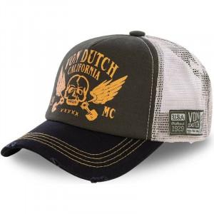 TRUCKER CREW5-VON DUTCH CAP