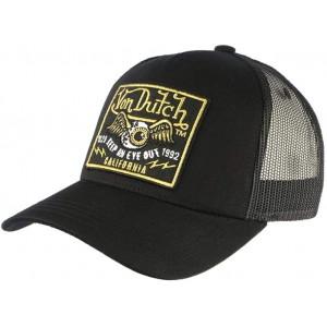 TRUCKER CAP BLKB-VON DUTCH