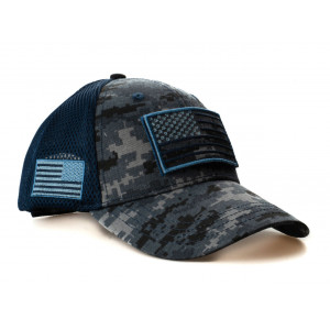 GORRA TRUCKER TACTICAL CAMO...