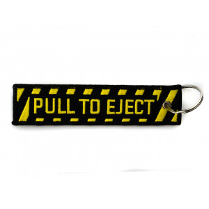 EMBROIDERED KEYCHAIN - PULL...