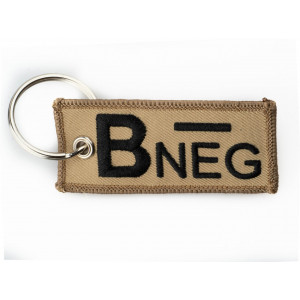 EMBROIDERED KEYCHAIN BLOOD...
