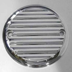 POINT COVER FINNED CHROME...