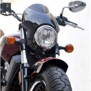 INDIAN SCOUT BLACK DOME