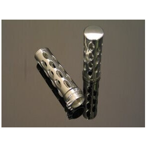 ALUMINIUM GRIPS WITH OVAL...