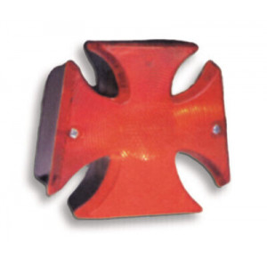 REAR LIGHT MALTESE CROSS