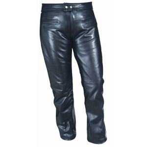 CLASSICAL TROUSERS. COWHIDE