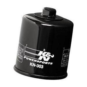 BLACK OIL FILTER K&N KN-303