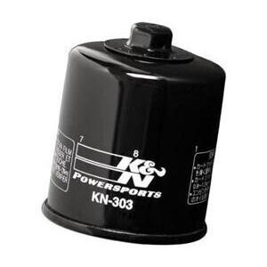 OIL FILTER BLACK K&N KN-303