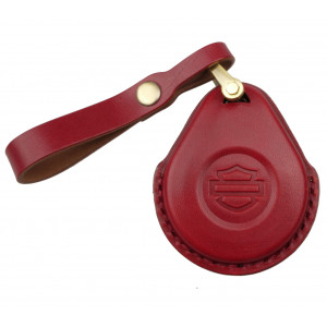 KEYCHAIN WITH RED SKIN FOR...
