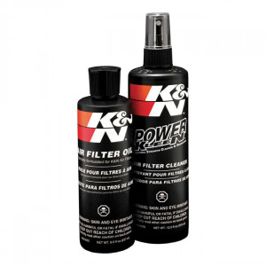 K&N FILTER CLEANING KIT RED