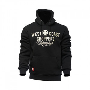 WCC MOTORCYCLE CO. BLACK