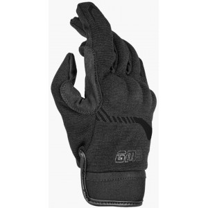 GMS JET-CITY BLACK GLOVES