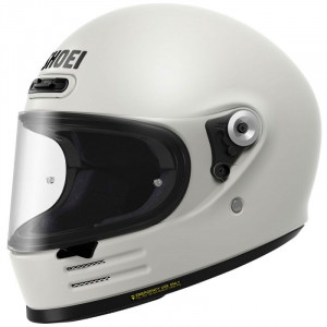 CASCO SHOEI GLAMSTER BLANCO...