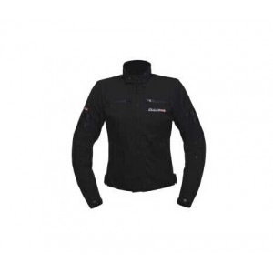 TEXTIL JACKET BLACK DUBAI LADY