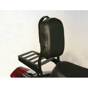 BACKREST WITH EQUIPMENT...