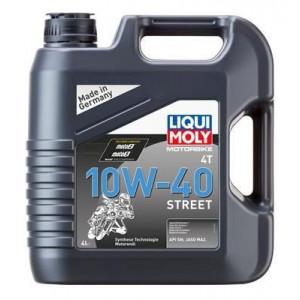 ACEITE LIQUI MOLY HC 10W-40...