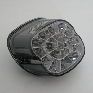 LED H-D TAILLIGHT SMOKED...