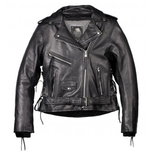 """LEAHTER JACKET """"PERFECT""""..."""