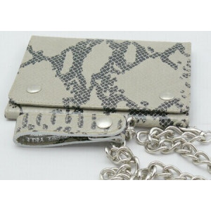 WALLET WITH PYTHON STYLE...