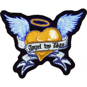 ANGEL BY DAY PATCH 10 X 10 CM