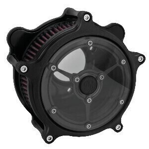 CLARITY AIR CLEANER BLACK...
