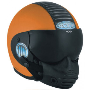 ROOF BUMPER HELMET ORANGE