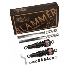 SLAMMER BLACK KIT BURLY XL...