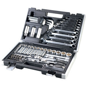 92-PIECE INCH TOOLBOX