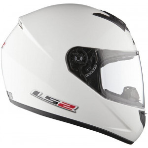 FULL FACE HELMET FF351 WHITE