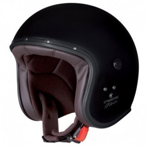 JET HELMET FREERIDE BLACK...