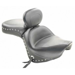 WIDE STUDDED STYLE SEAT...