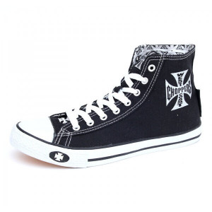 SHOES WARRIOR HIGH-TOP...