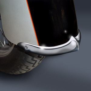 REAR FENDER TIPS FOR SHADOW...