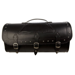 "LEATHER TRUNK ""DOSKAS""..."
