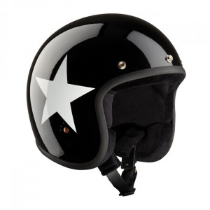 BANDIT JET BLACK WITH STAR...
