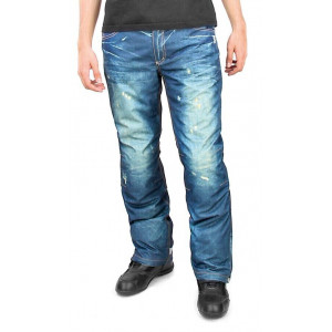 POLIESTER PANT WITH JEANS...
