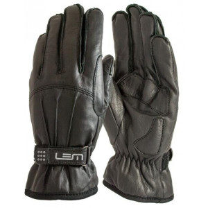 LEATHER WINTER GLOVES...