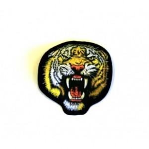 PATCHE TIGRE  10 X 9.5 CM