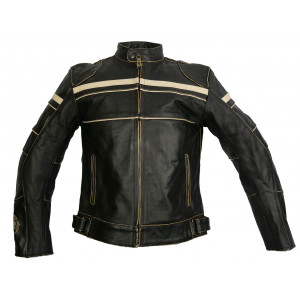 OLD RACER AGED LEATHER...