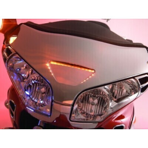 AMBER LED ACCENT STRIP...