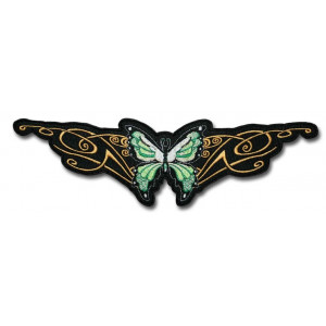 GREEN TRIBAL PATCH PATCH 29...