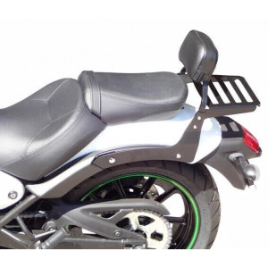 LOW BACKREST WITH LUGAGE...